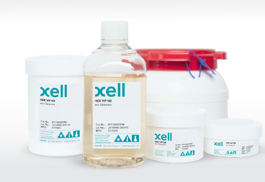 Cell culture media and feed products