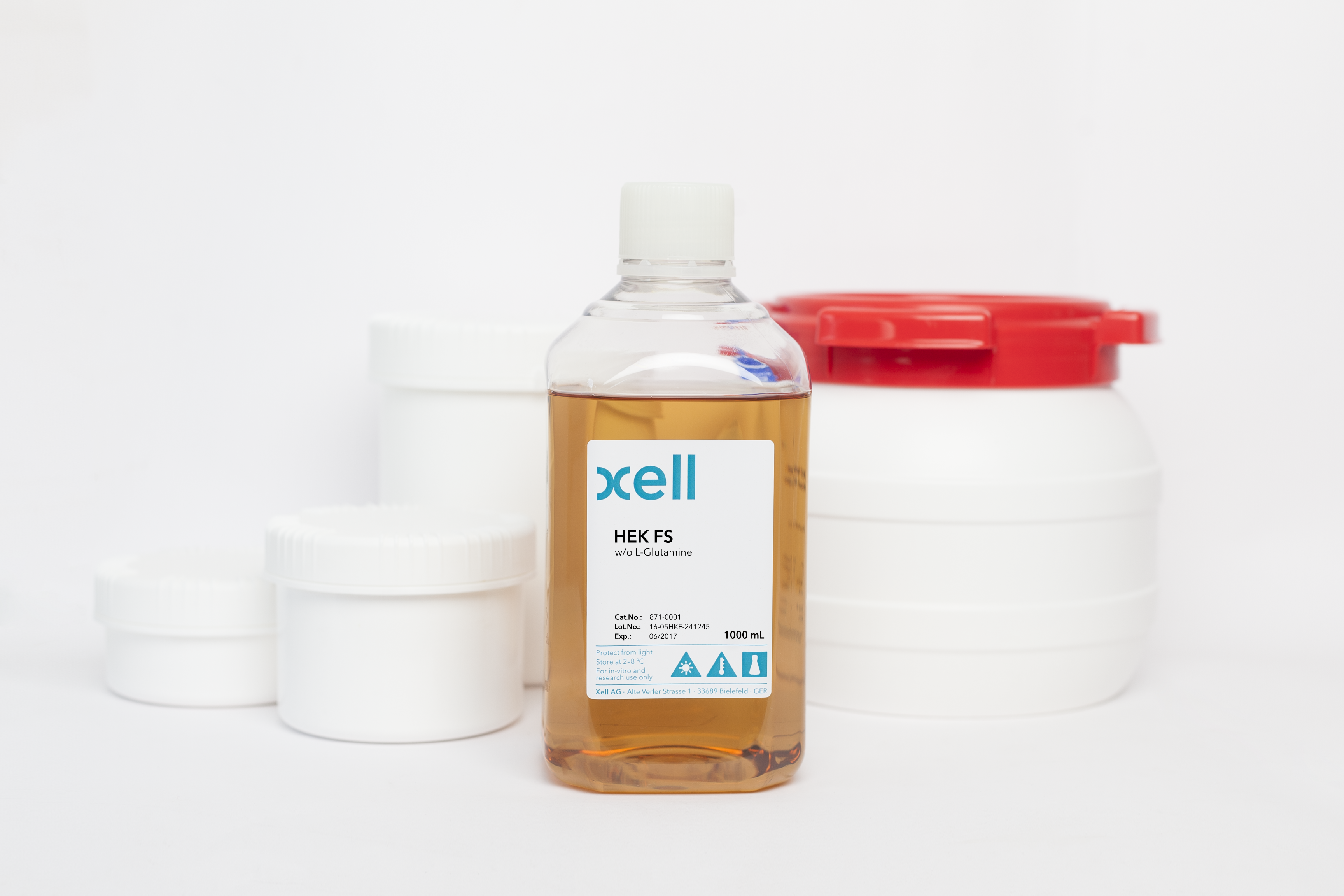 HEK FS | Cell culture feed