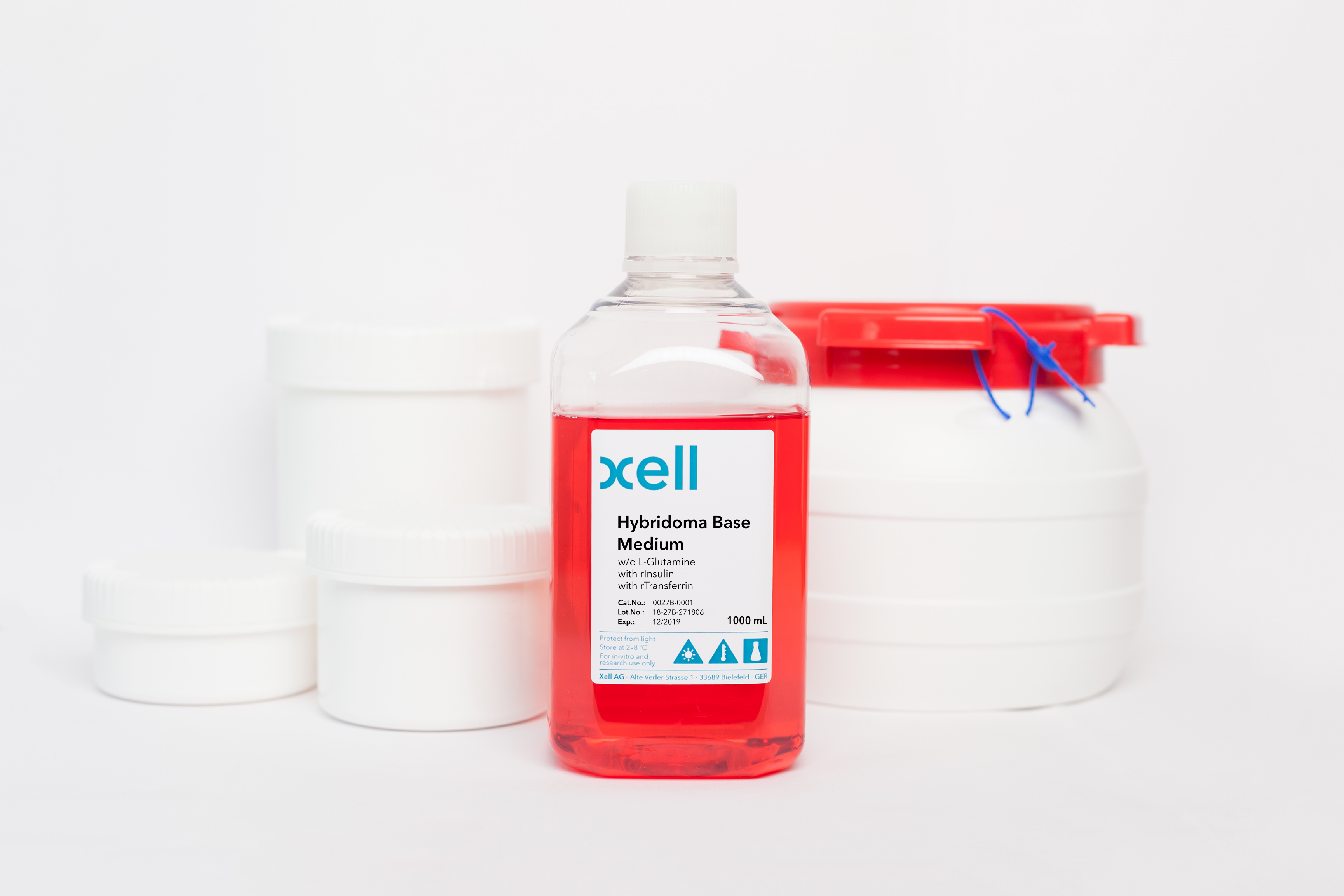 Hybridoma Base Medium | Cell culture medium