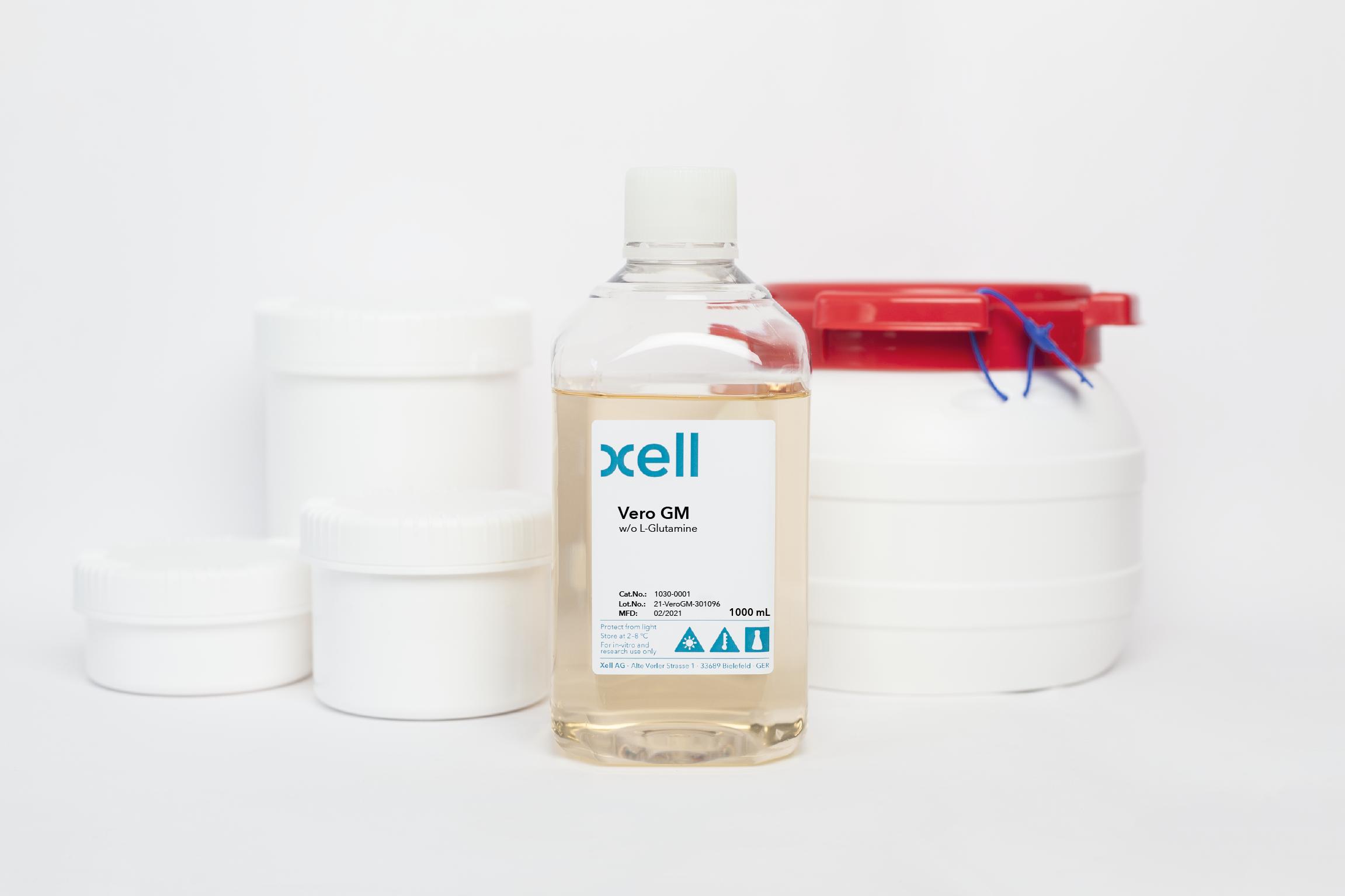 Vero GM | Cell culture medium