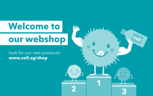 Welcome to Xell´s webshop